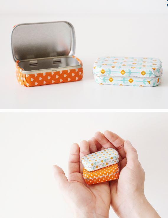 DIY: WASHI TAPE CRAFT